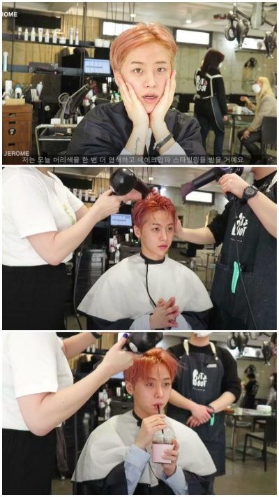 hairmakeup1 韓国アイドルの髪型&メイクに13万円?! 有名な韓国の美容院体験!!
