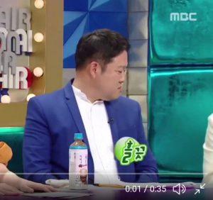 "hwangminhyeon7 ファン·ミニョン、ツッコミ系MCさんから急に""お前、本当にイケメンだな""と言われて爆笑"