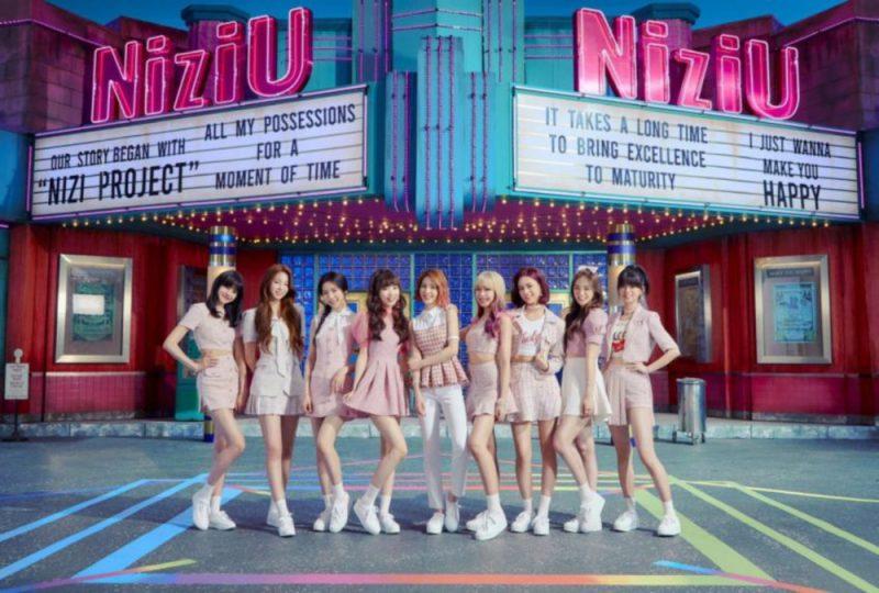 NiziU K-POP 韓国の反応