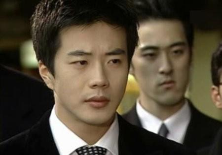 韓国ドラマ 俳優 2004年 冬 - クォン・サンウ 『天国の階段』