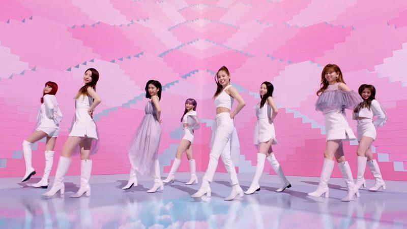 NiziU『Step and a step』MVが韓国で話題に。 韓国の反応