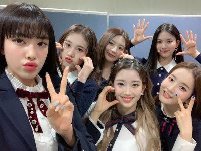 韓国 新人アイドル 2020 STAYC(7票)