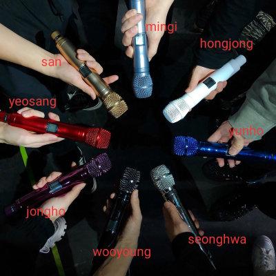 ateez member color ATEEZエイティーズメンバーを人気順で徹底紹介!過去の写真も 【8人組】[韓国アイドル]